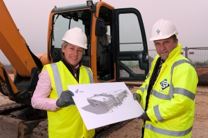 Work Begins on £34m Project at Askham Bryan College